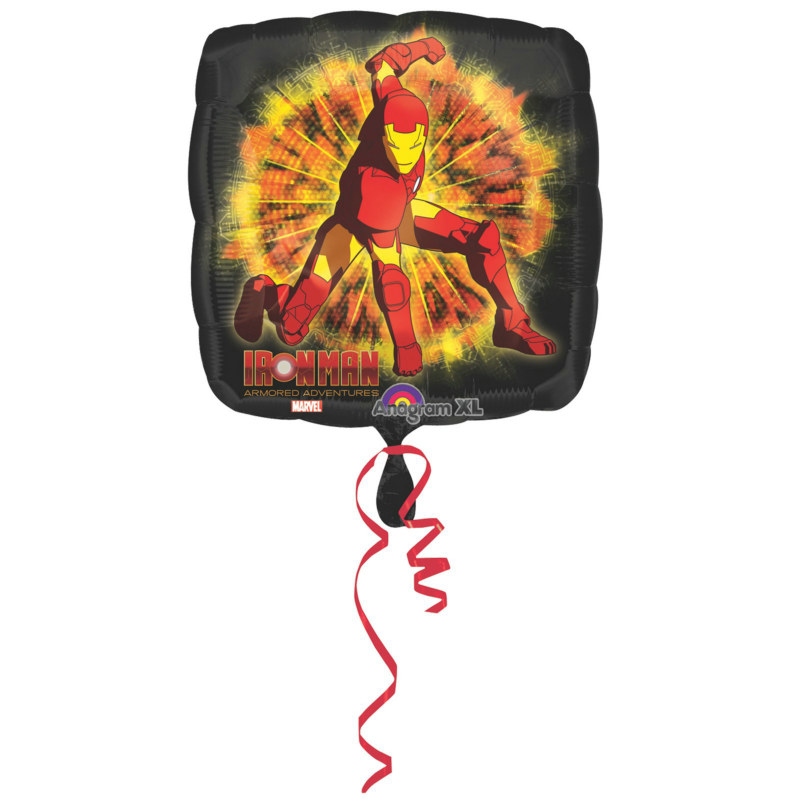 "Iron Man 2 - 18"" Foil Balloon"