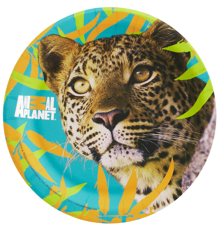 Animal Planet Friends Dessert Plates (8 count)