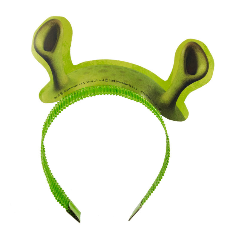 Shrek Forever After Paper Ears (4 count)