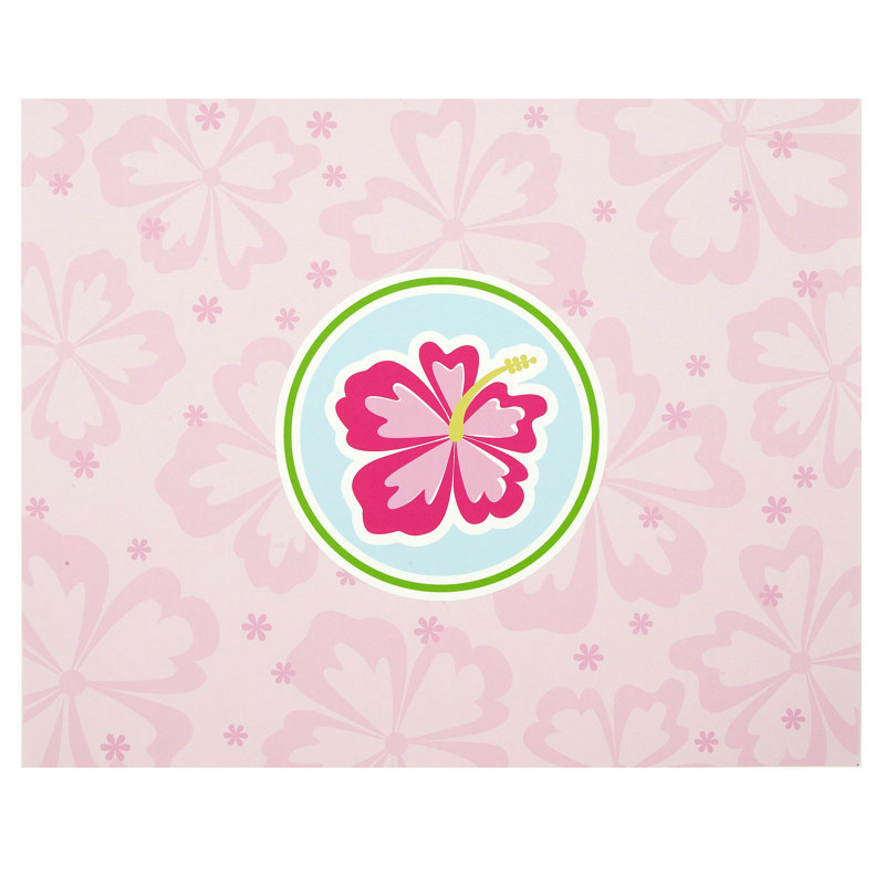 Hawaiian Girl Placemats (4 count)