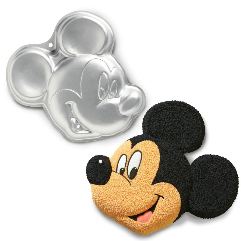 Mickey Mouse Cake Pan - Click Image to Close