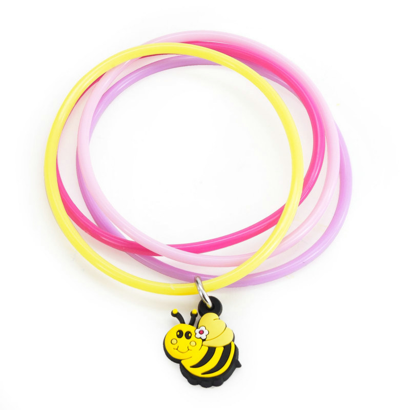 Sweet-As-Can-Bee Bracelets (8 count)