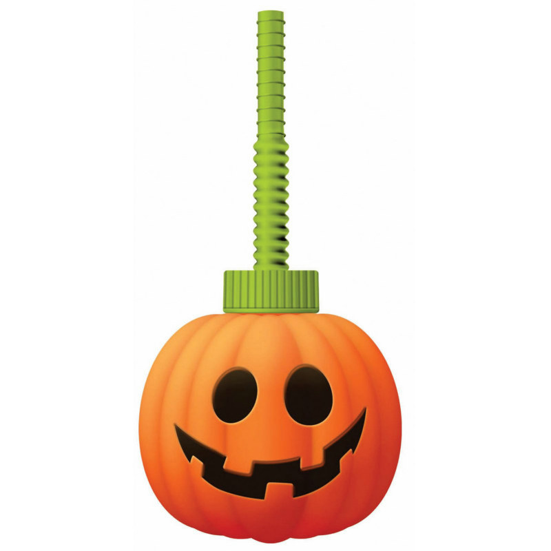 Pumpkin Sipper Cup