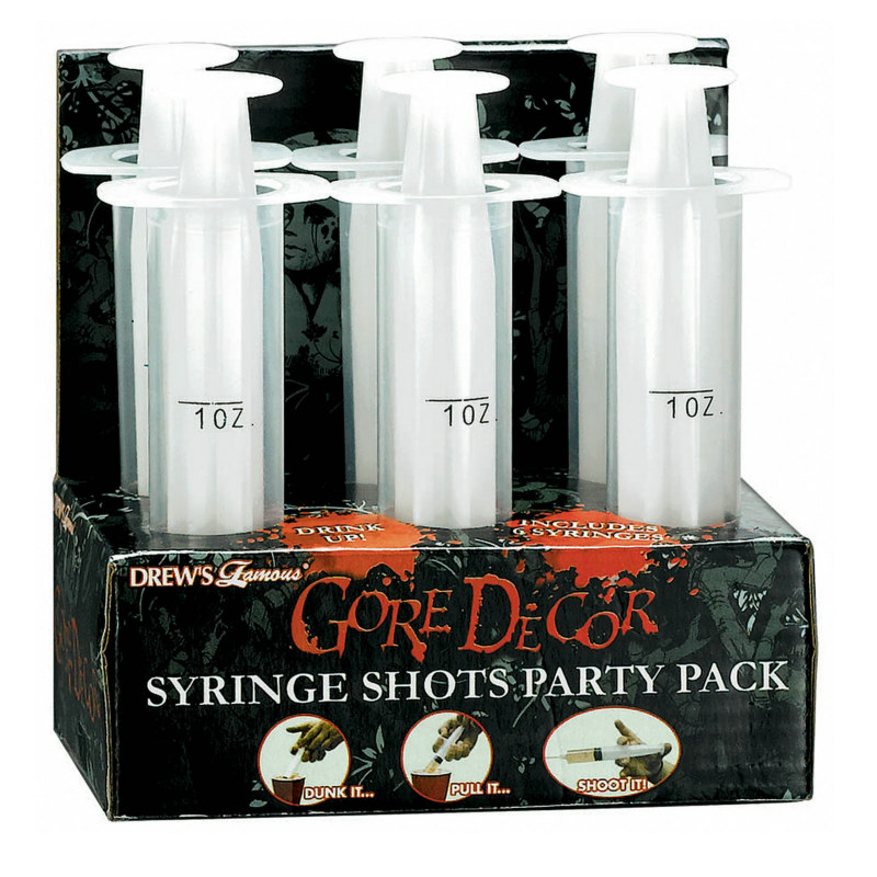 Syringe Shots (6 count)