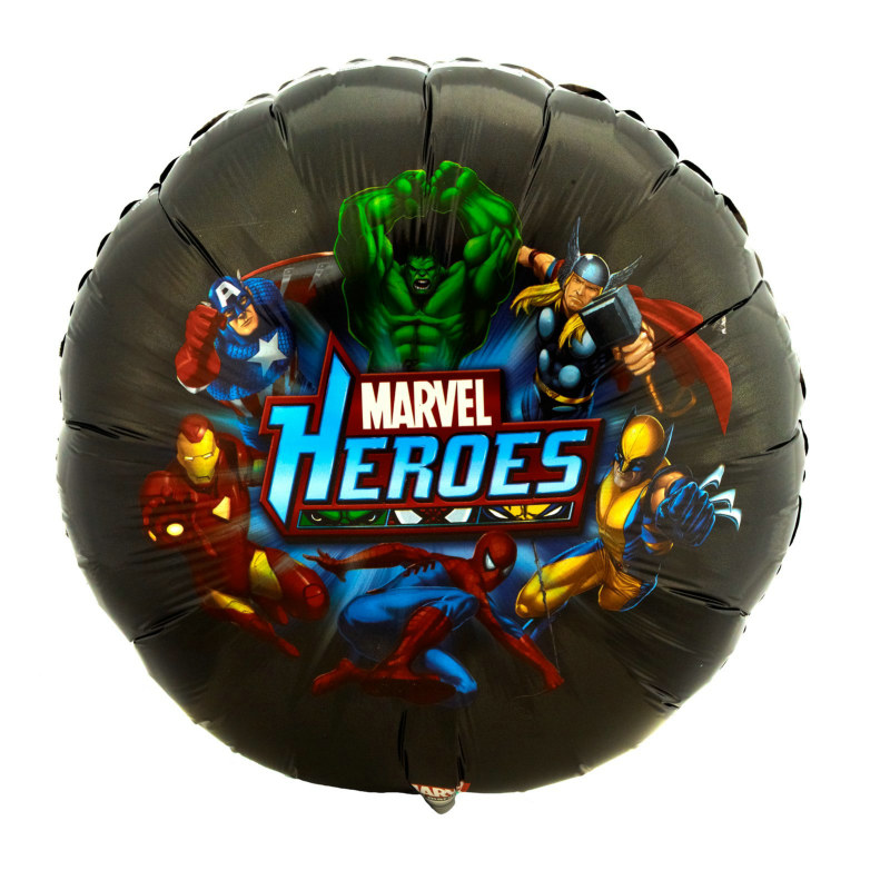 "Marvel Super Hero Squad 18"" Foil Balloon"