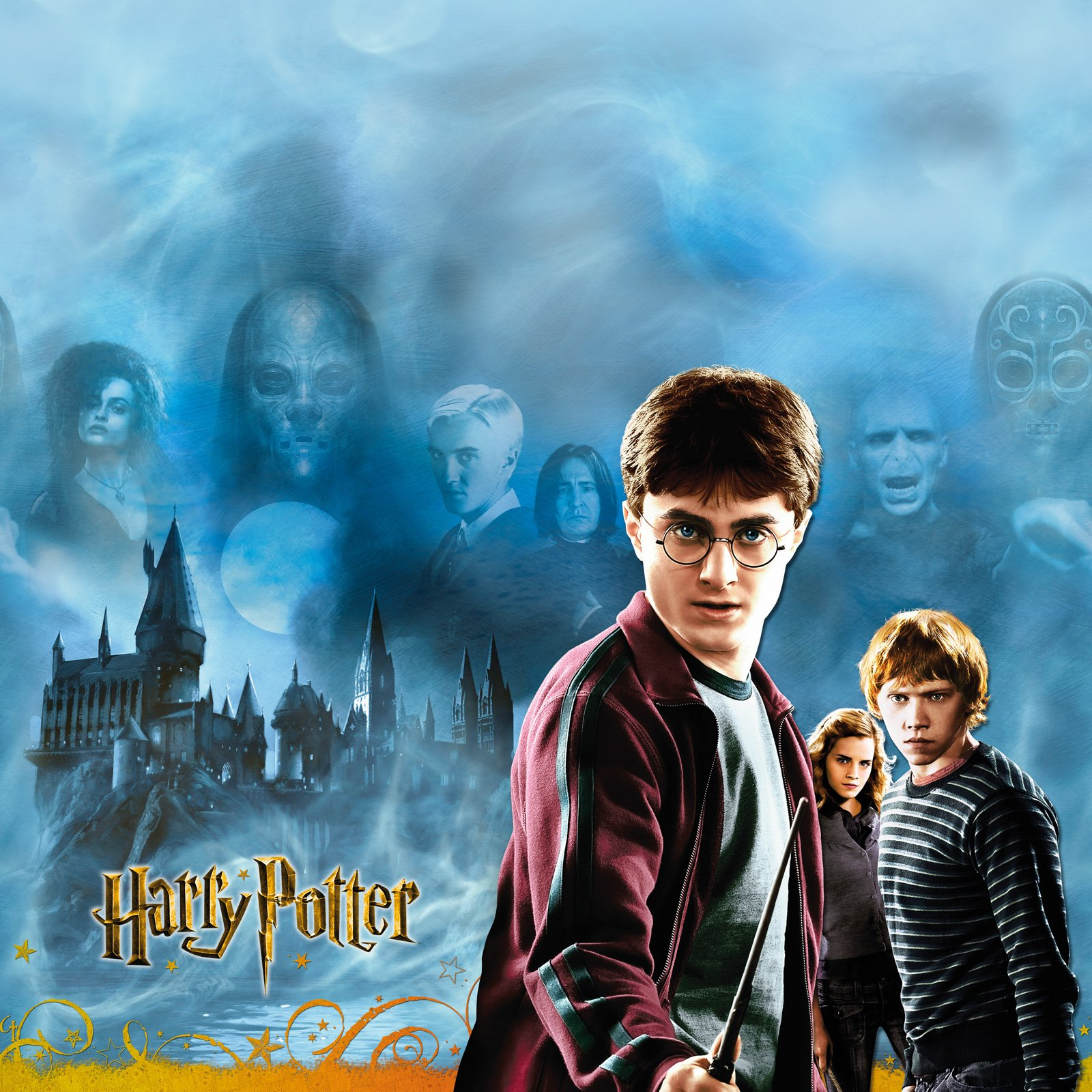 Harry Potter Deathly Hallows Tablecover