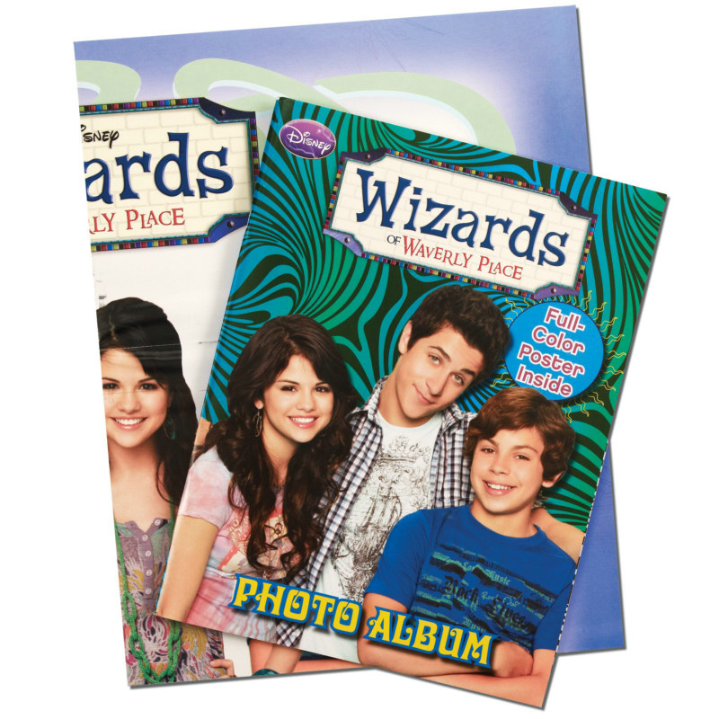 Wizards of Waverly Place Photo Album (1 count)