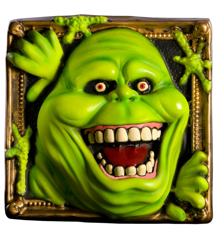 Ghostbuster Slimer Wall Decoration