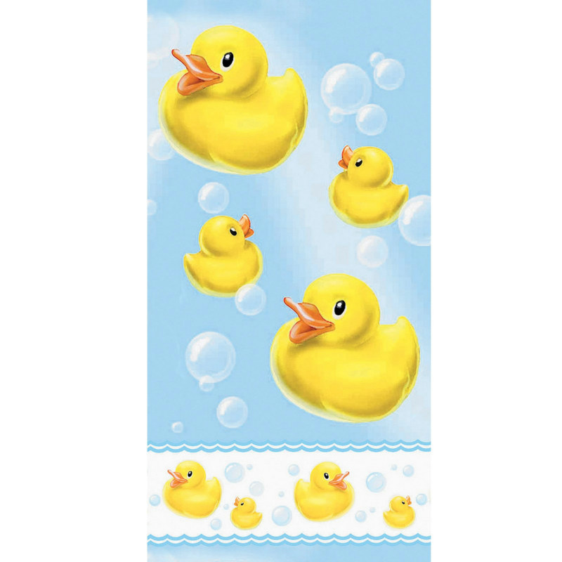 Rubber Ducky Swankies (10 count in package)