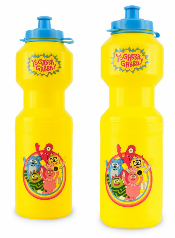 Yo Gabba Gabba Sports Bottle (1 count)