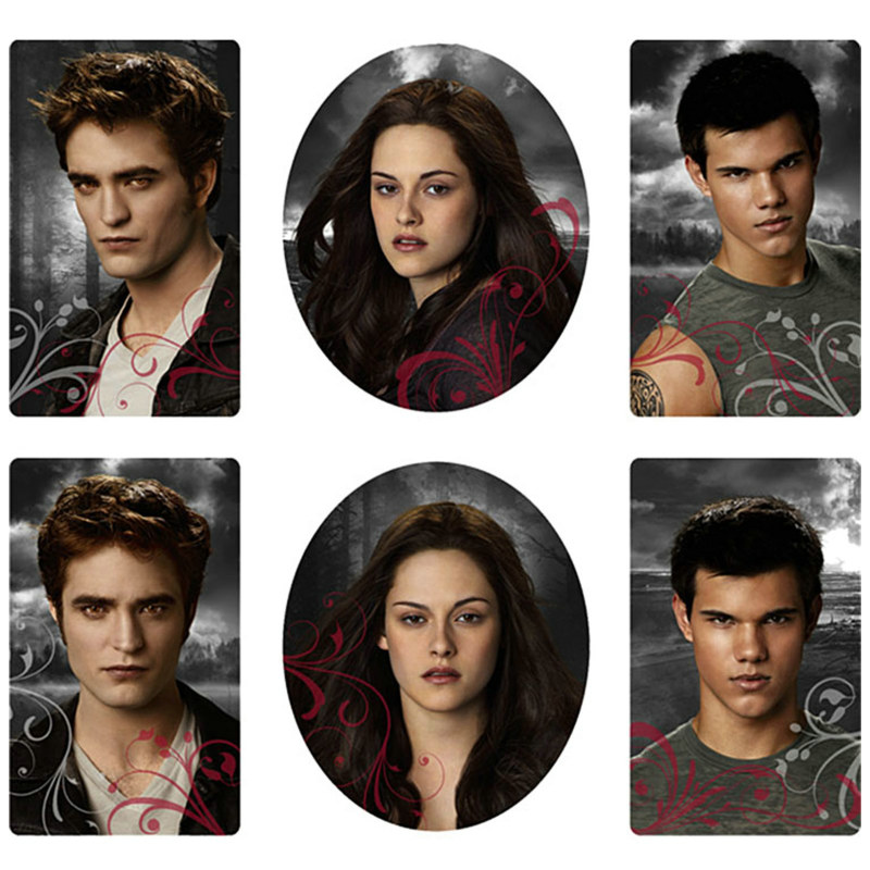 The Twilight Saga: Eclipse Magnets Assorted (6 count)