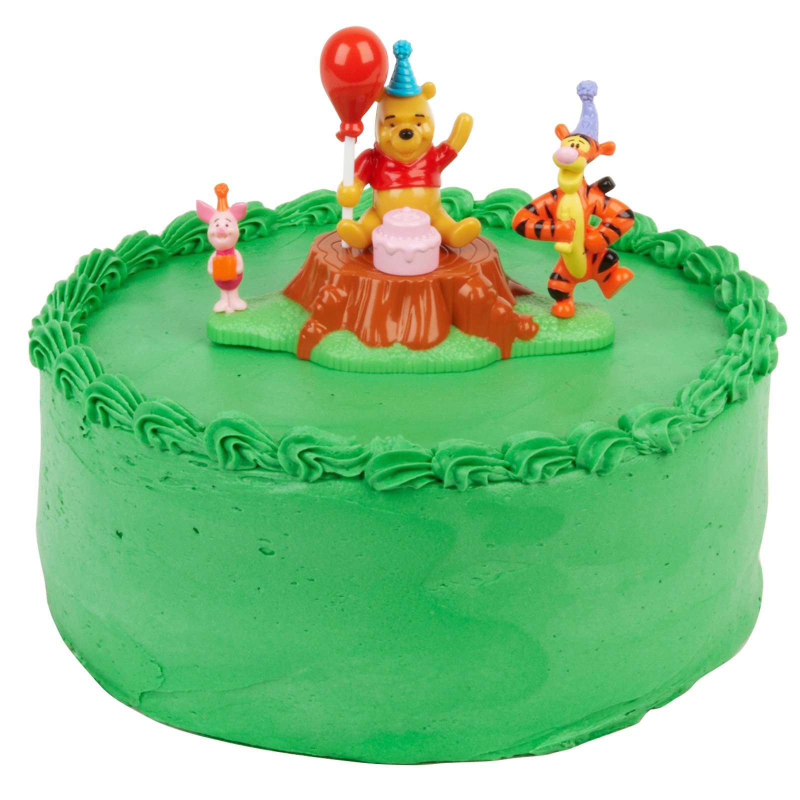 Winnie the Pooh Magic Balloon Cake Topper