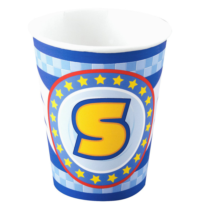 Sonic the Hedgehog 9 oz. Cups (8 count)