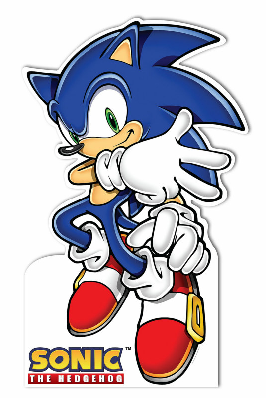 Sonic the Hedgehog Standup
