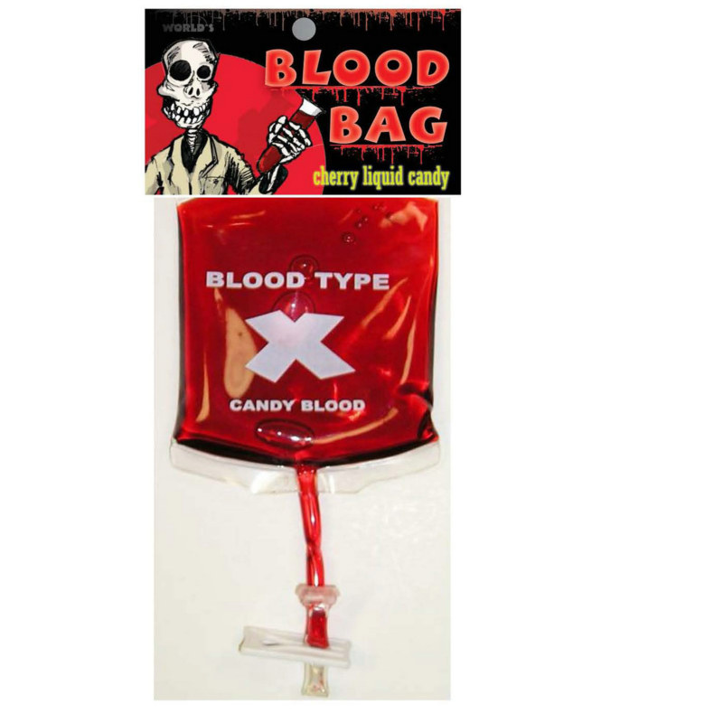 Candy Blood Bag