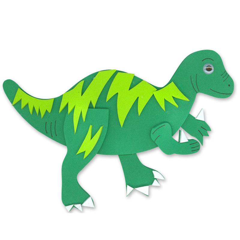 Foam Dinosaur Activity Kit