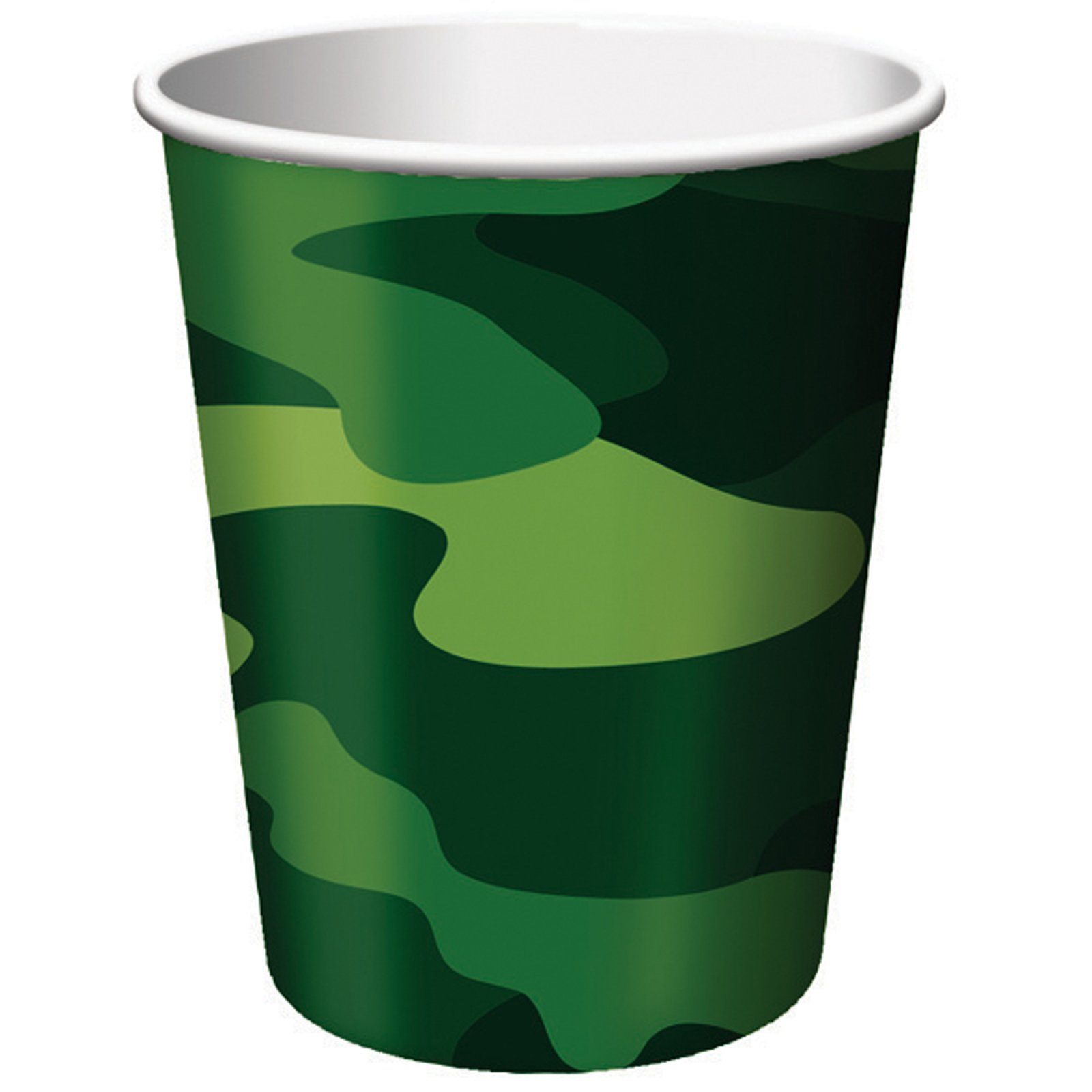 Camo Gear 9 oz. Paper Cups (8 count)