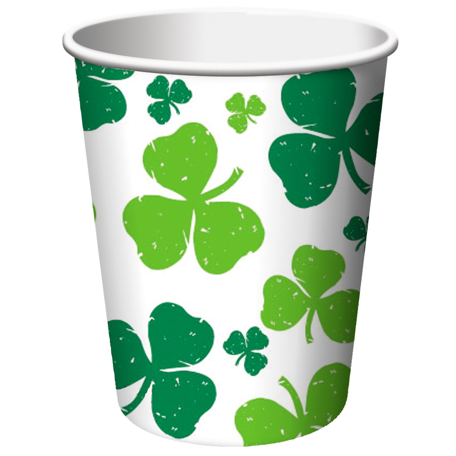 Luck of the Irish 9 oz. Paper Cups (8 count)