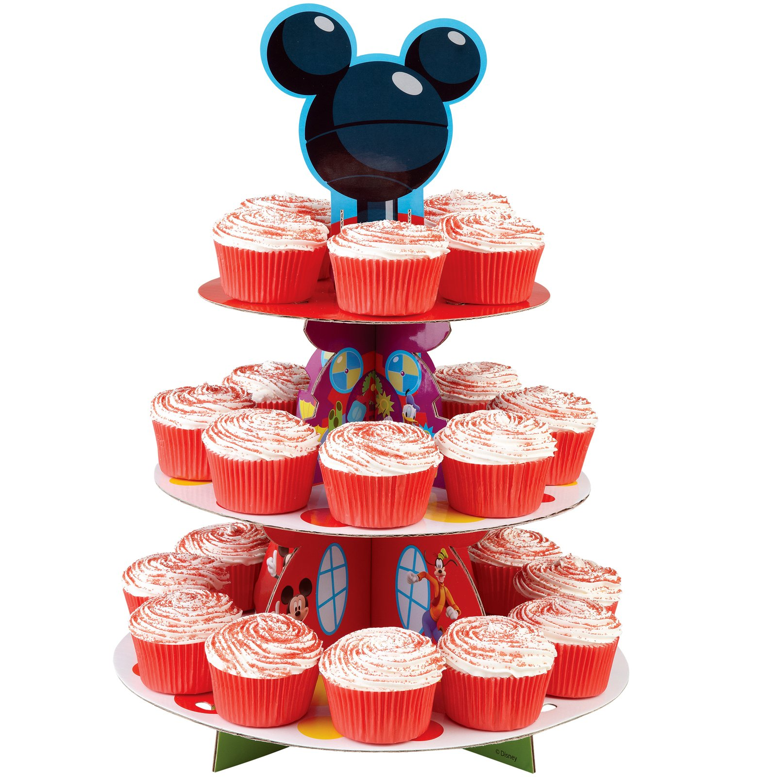 Mickey Mouse Clubhouse Cupcake Stand