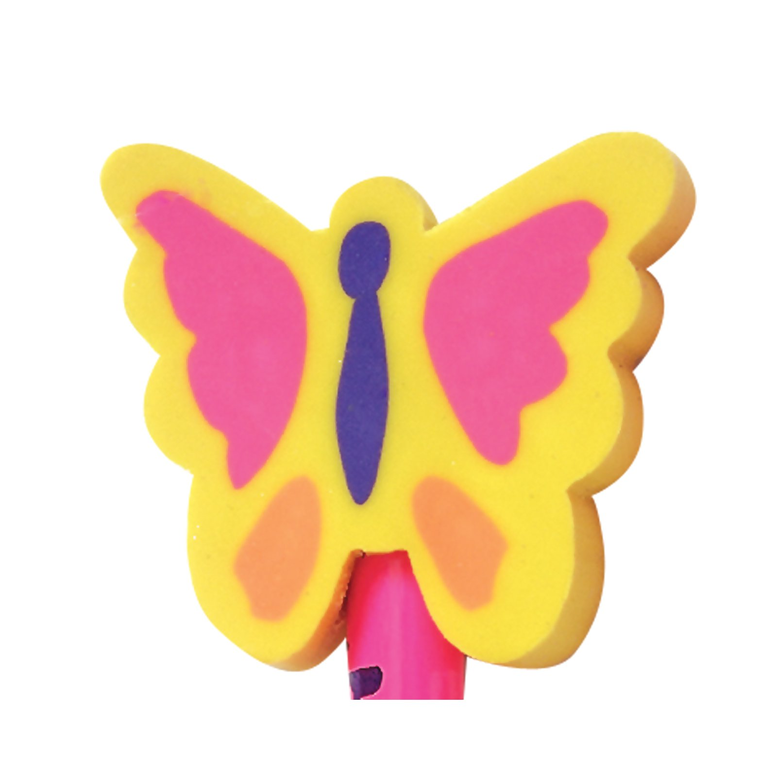 Butterfly Eraser Toppers (8 count)