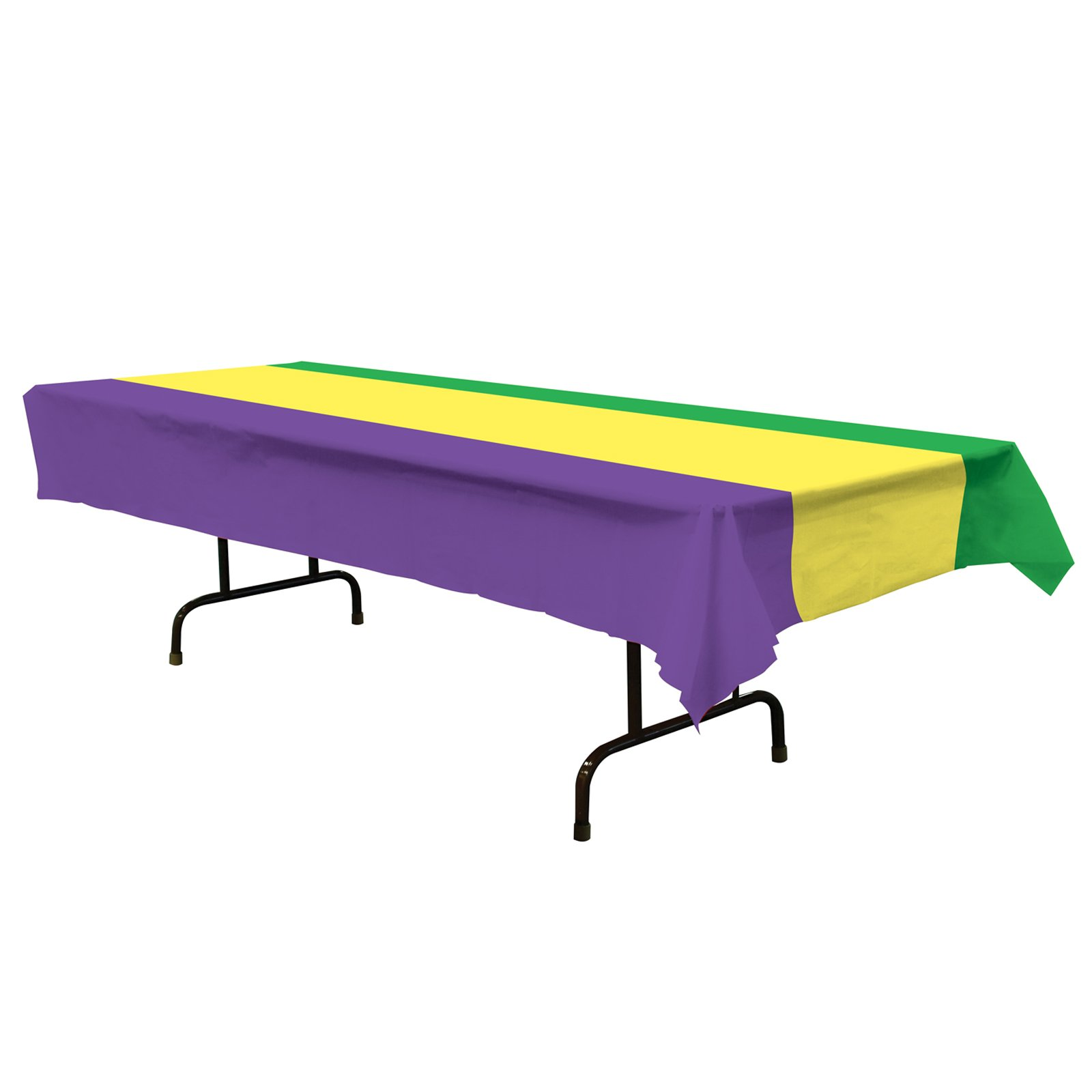 Mardi Gras Tablecover - Click Image to Close