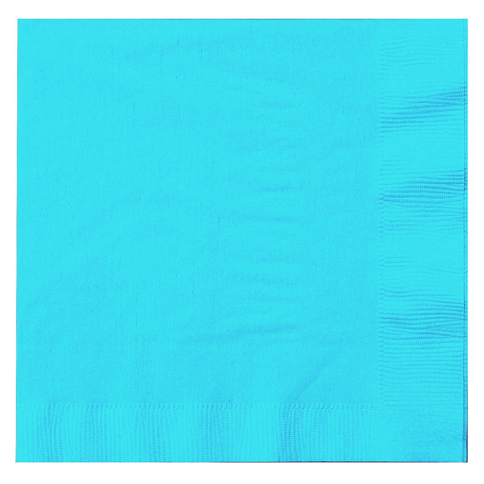 Bermuda Blue (Turquoise) Lunch Napkins (50 count)