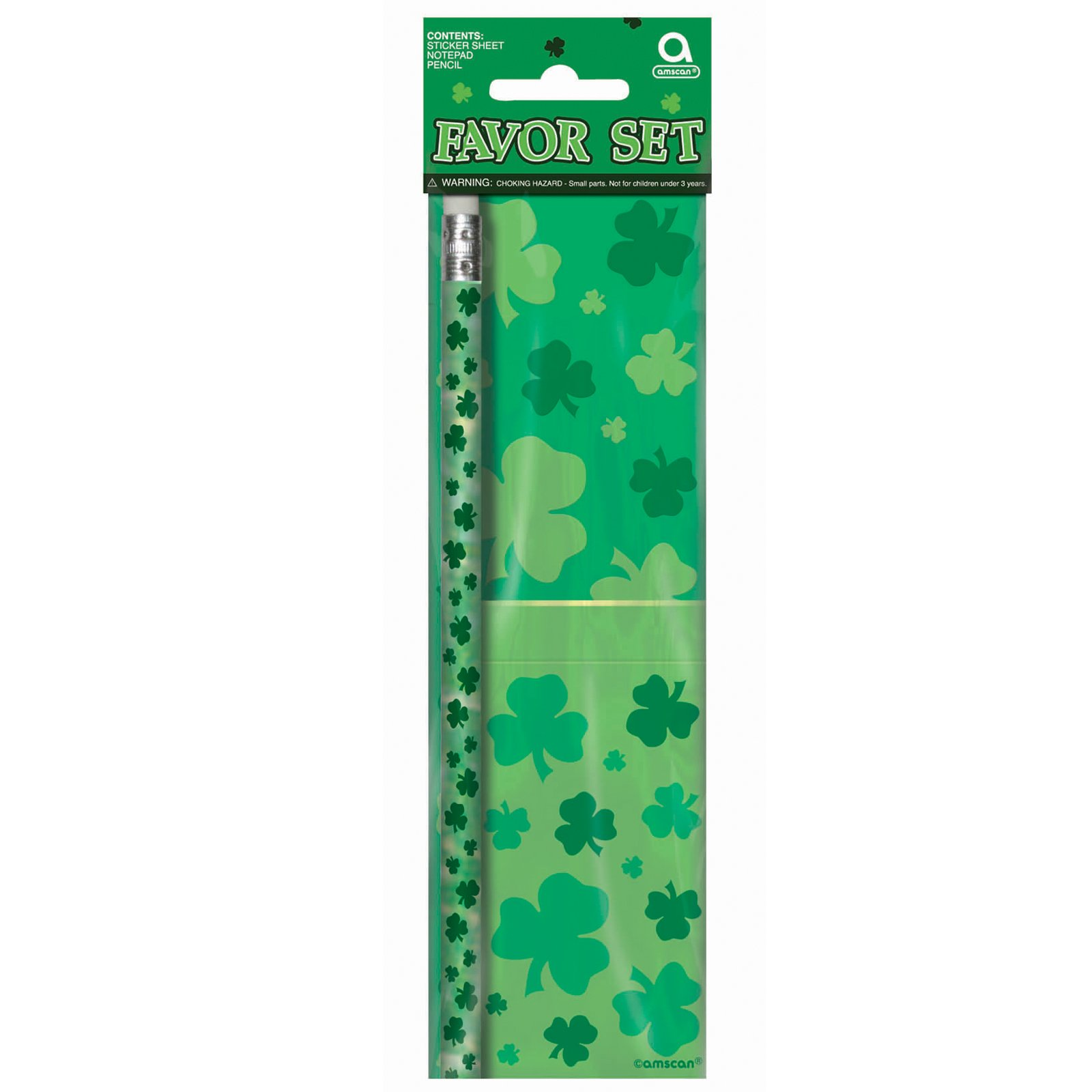 St. Patrick's Day Favor Set