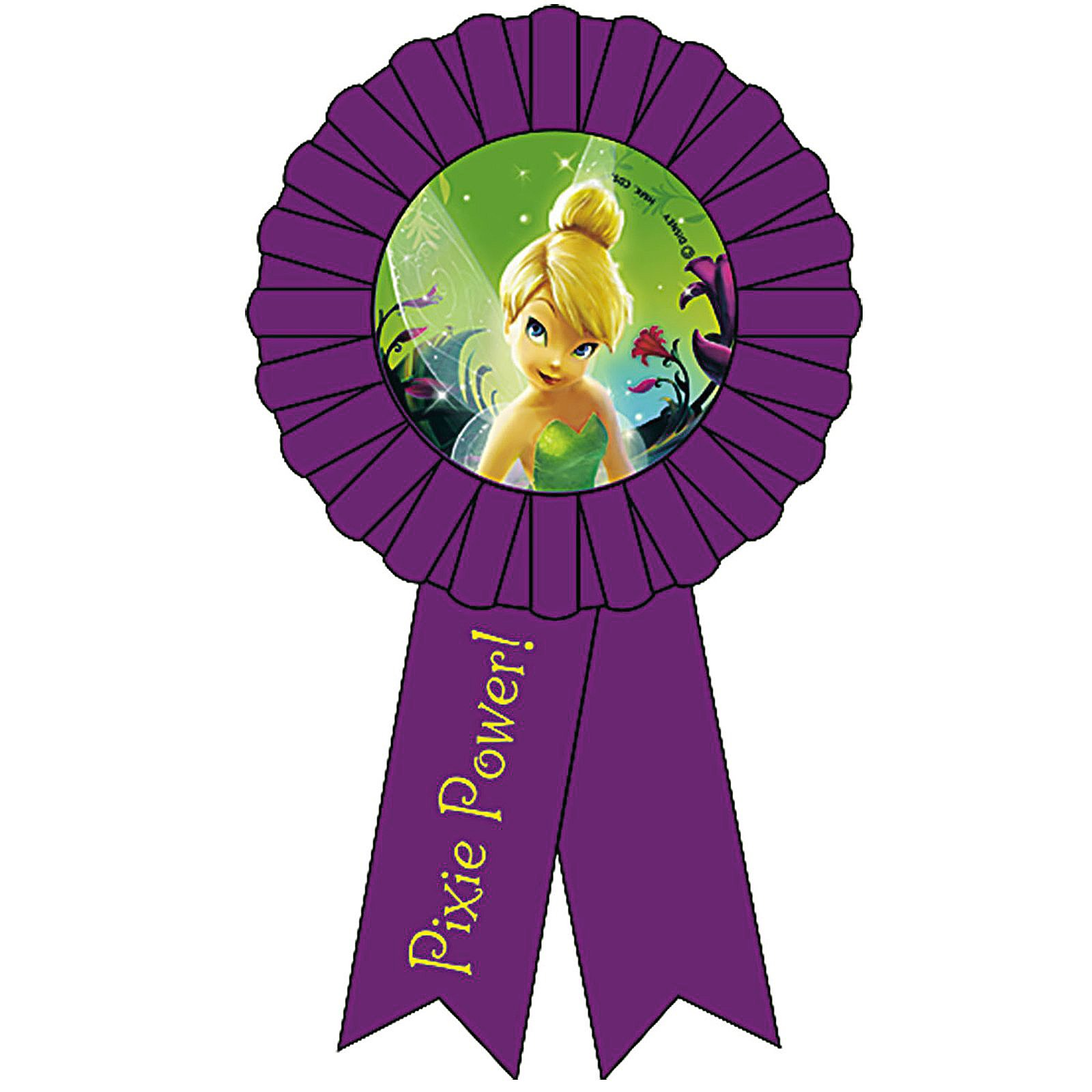 Tinker Bell Award Ribbon