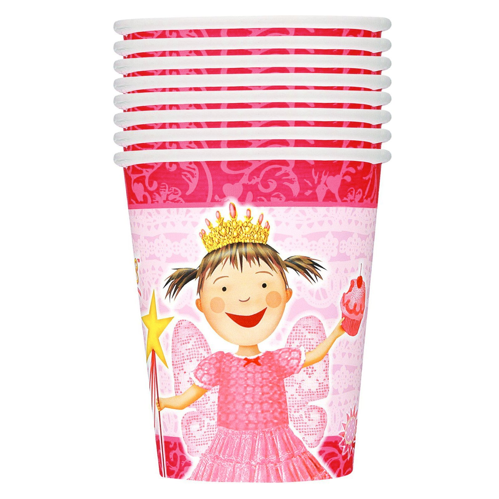 Pinkalicious 9 oz. Paper Cups (8 count)