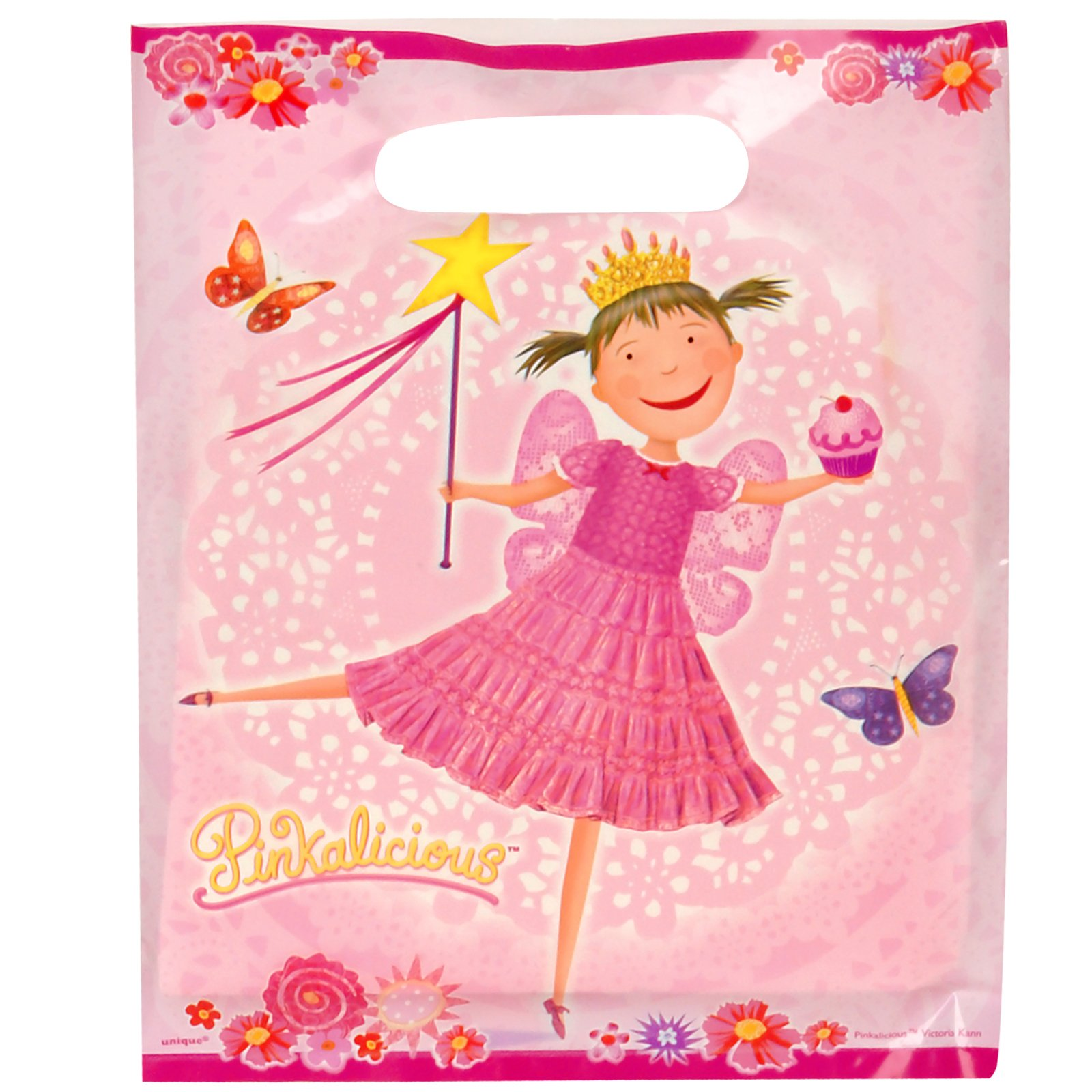 Pinkalicious Treat Bags (8 count)