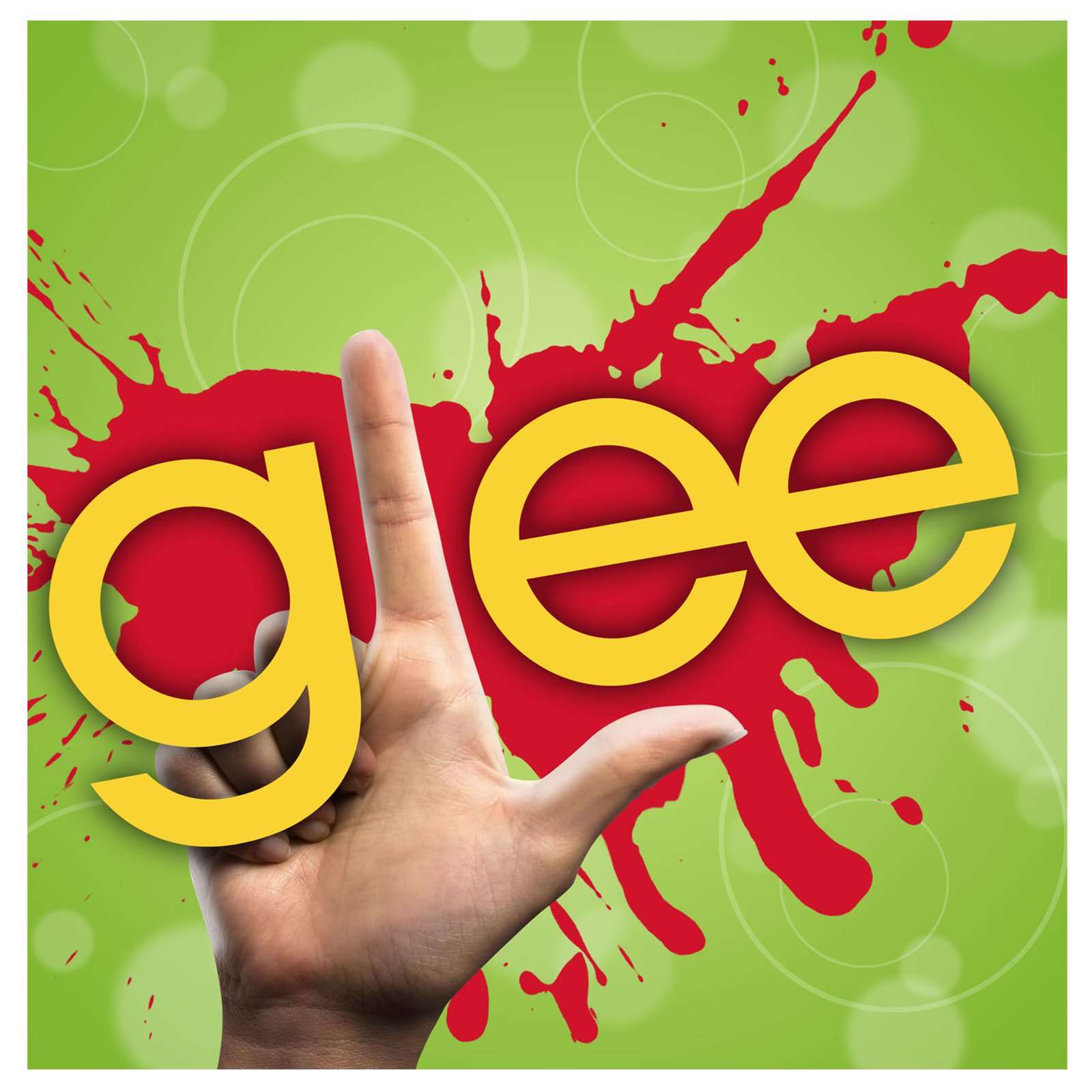 Glee Lunch Napkins (16 count)