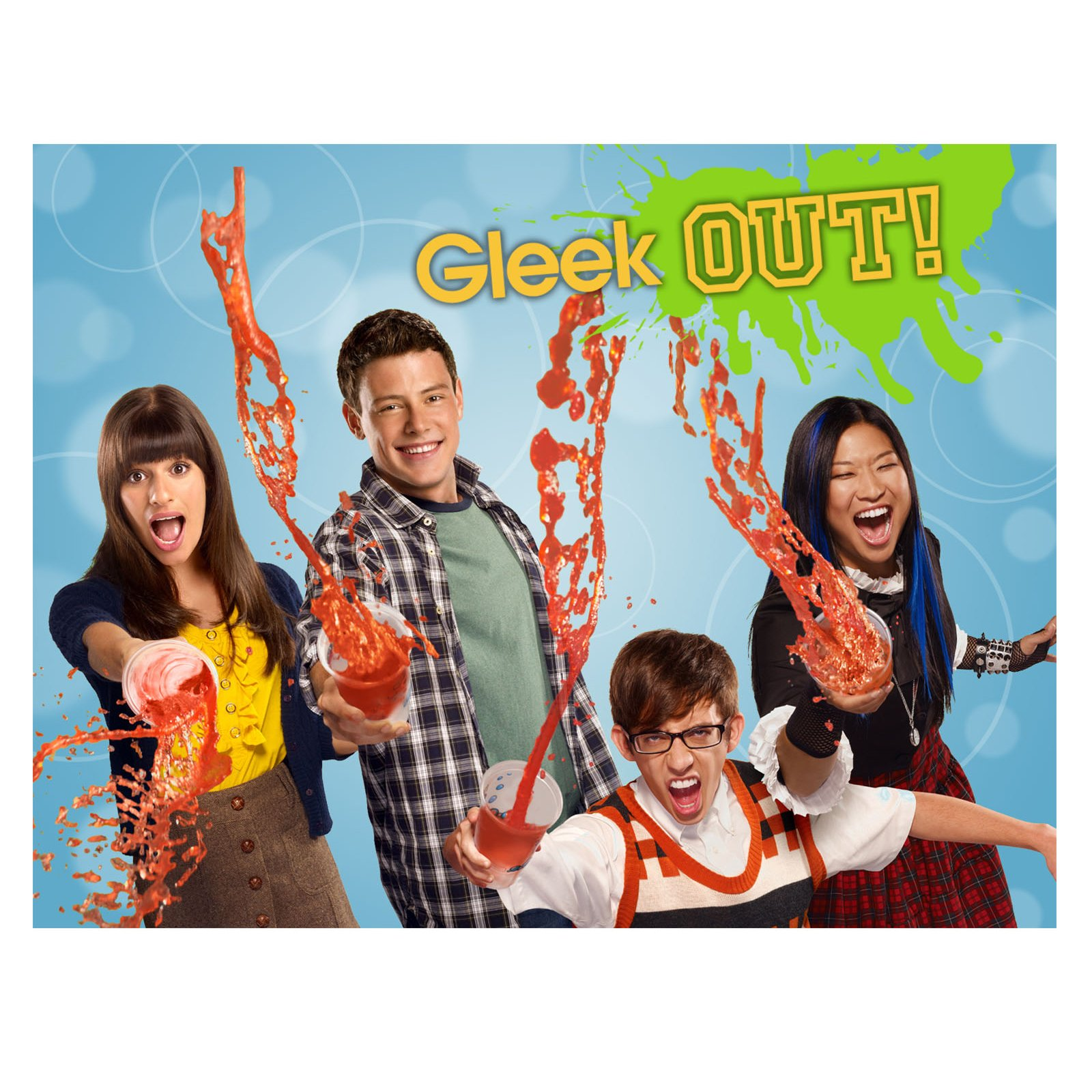 Glee Invitations (8 count)