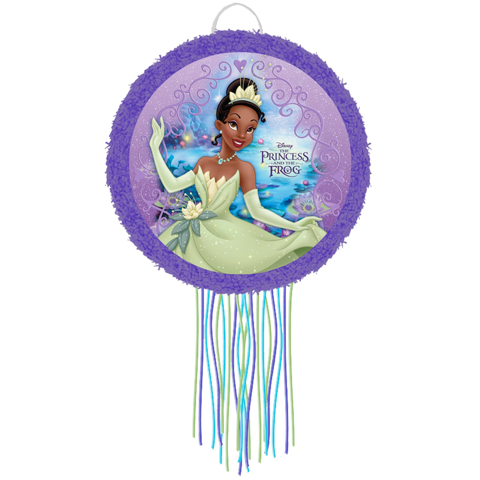 Princess and the Frog Pull-String Pinata