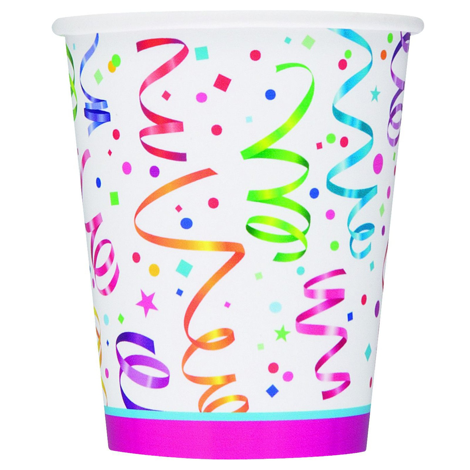 Celebrate 9 oz. Paper Cups (8 count)