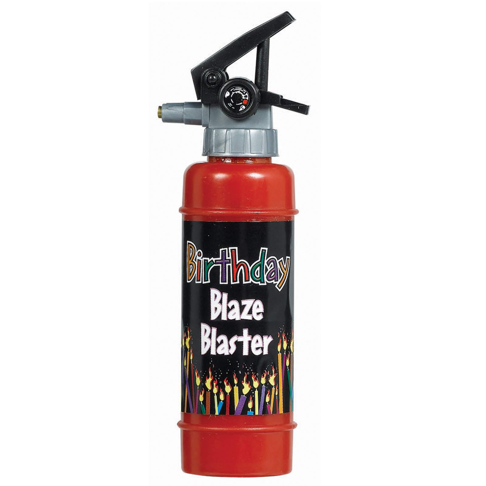 Over the Hill Birthday Candle Blaze Blaster Squirter