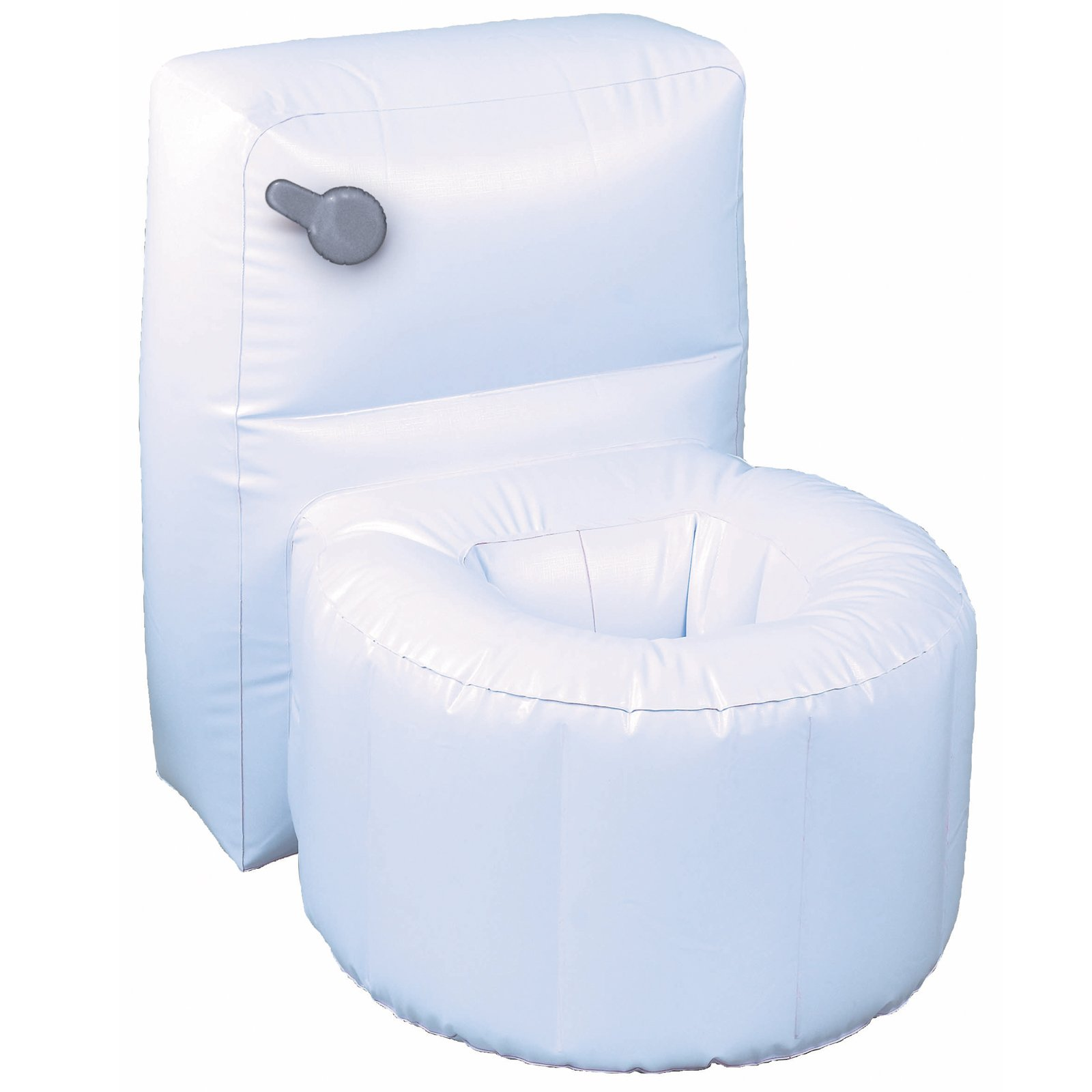 Over the Hill Inflatable Portable Potty