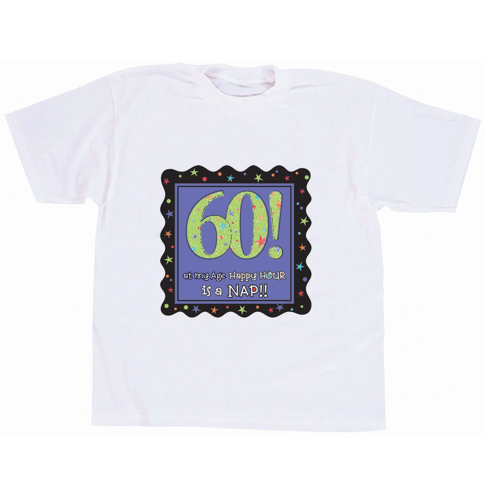Adult 60th Birthday T-Shirt