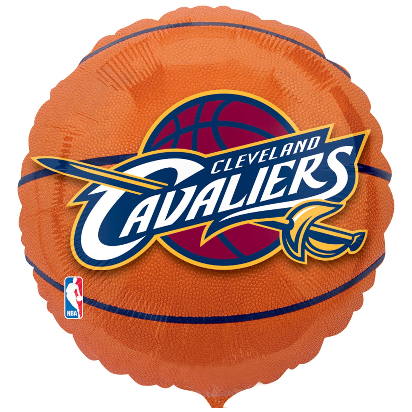 Cleveland Cavaliers Basketball - Foil Balloon