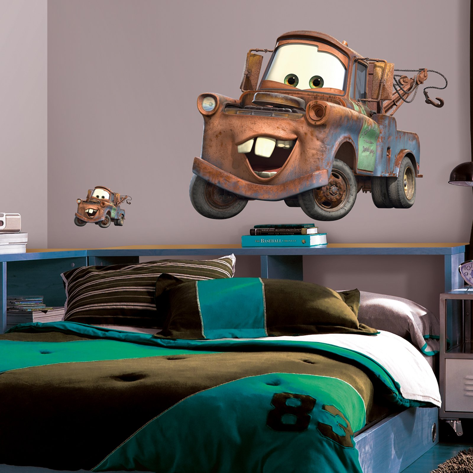 Mater Giant Peel and Stick Wall Decals