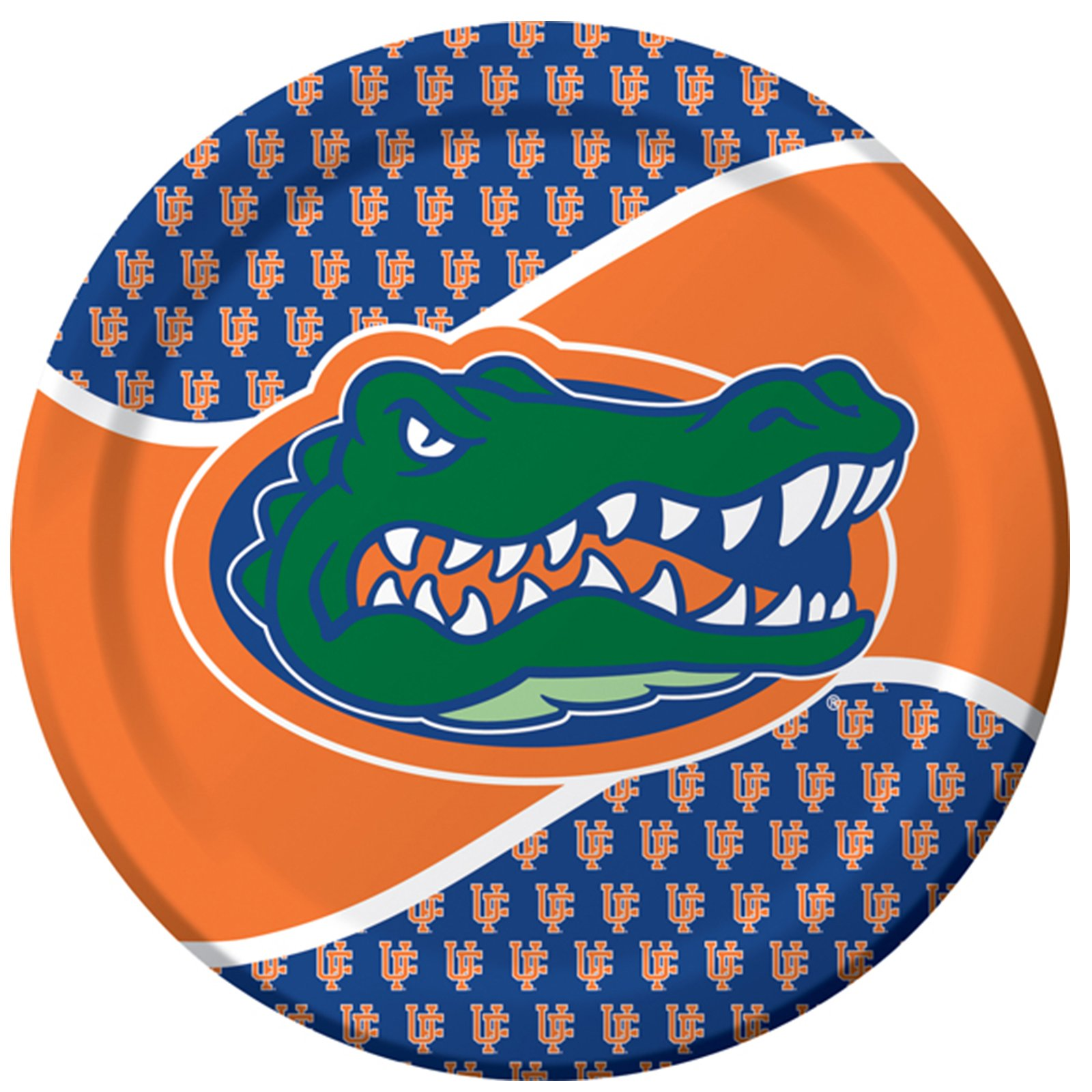 Florida Gators - Dinner Plates (8 count)