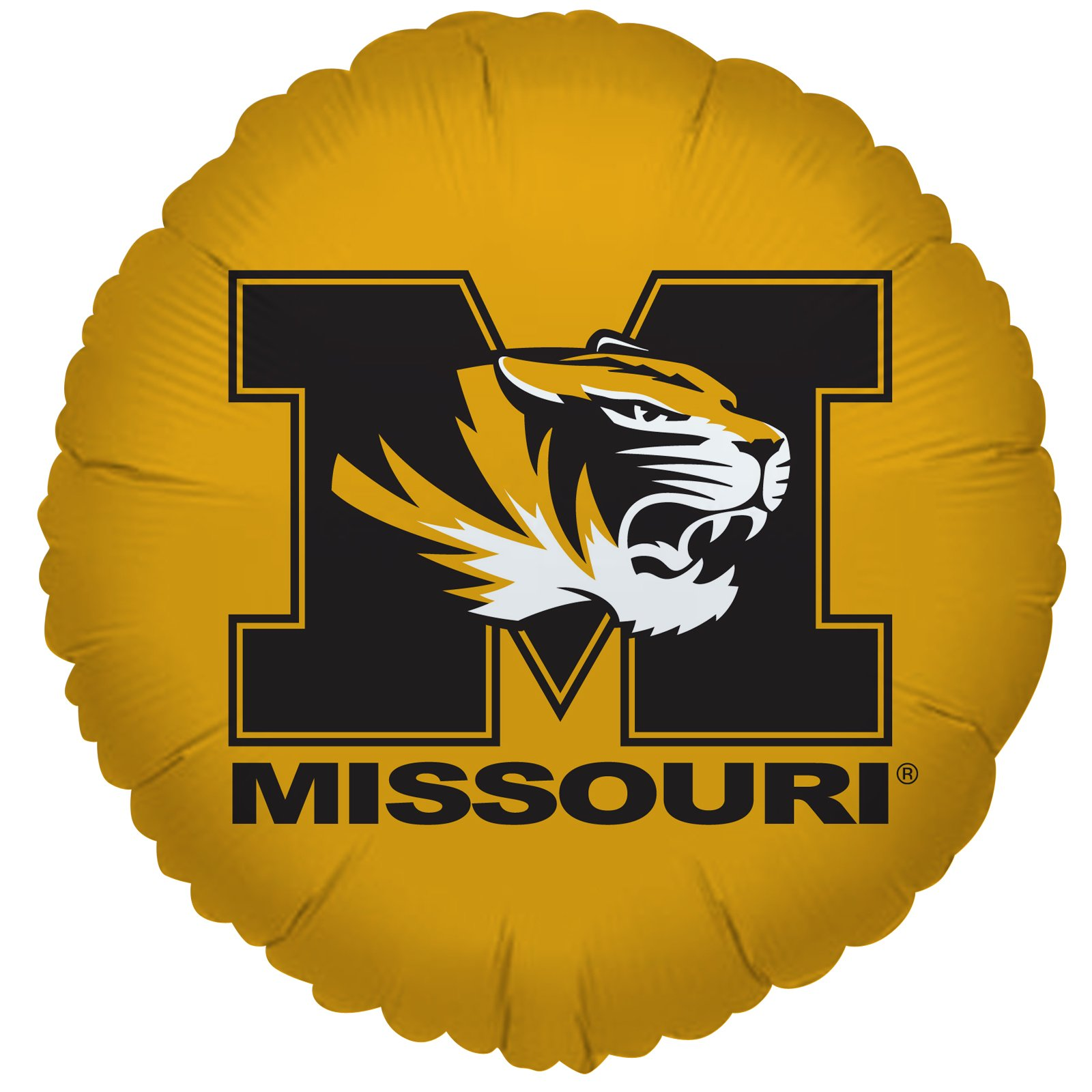"Missouri Tigers - 18"" Foil Balloon"