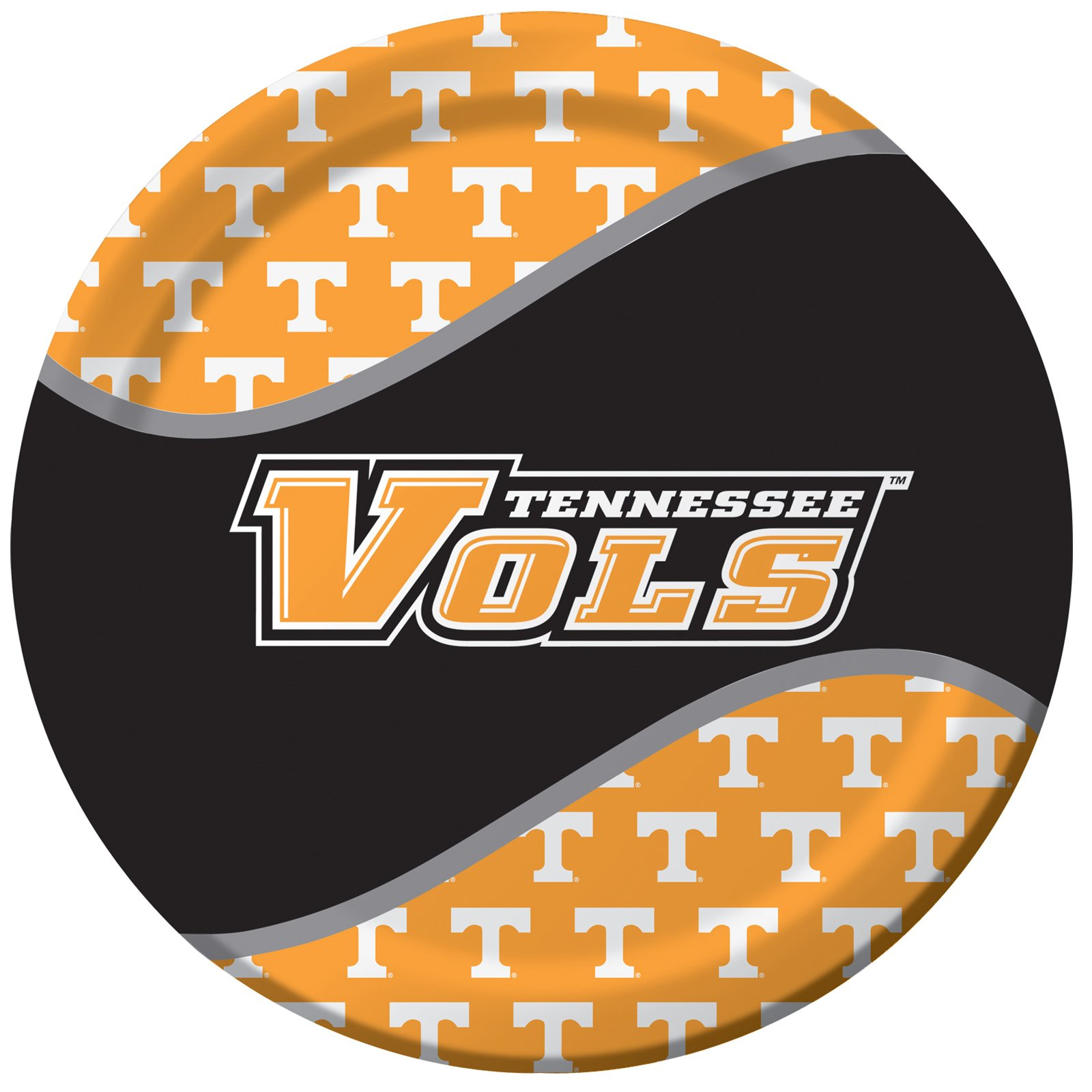 Tennessee Volunteers - Dinner Plates (8 count)