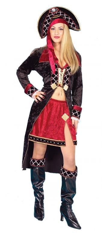 Queen Of The Pirates Adult Costume