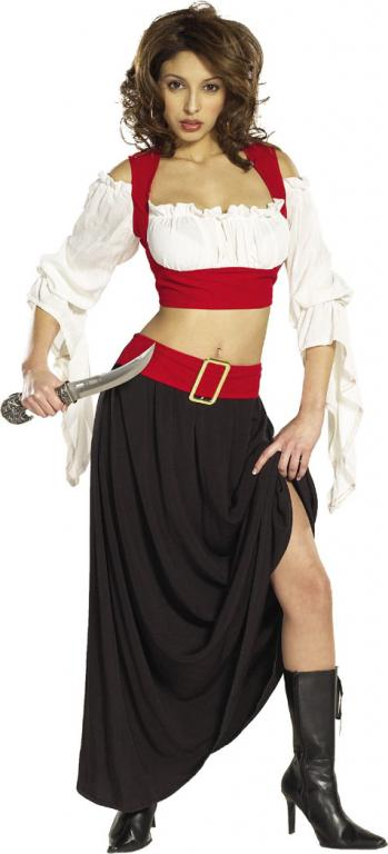 Renaissance Pirate Adult Costume