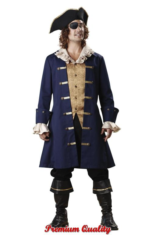 Capn Cutthroat Adult Costume