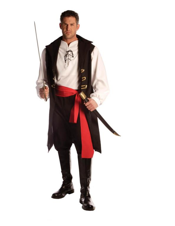 Captain Cutthroat Men's Adult Costume