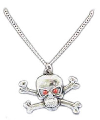 Skull Pirate Necklace