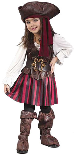 Pirate Girl Makeup http://www.aboutcostume.com/caribbean-toddler-pirate-girl-costume-p-17328.html