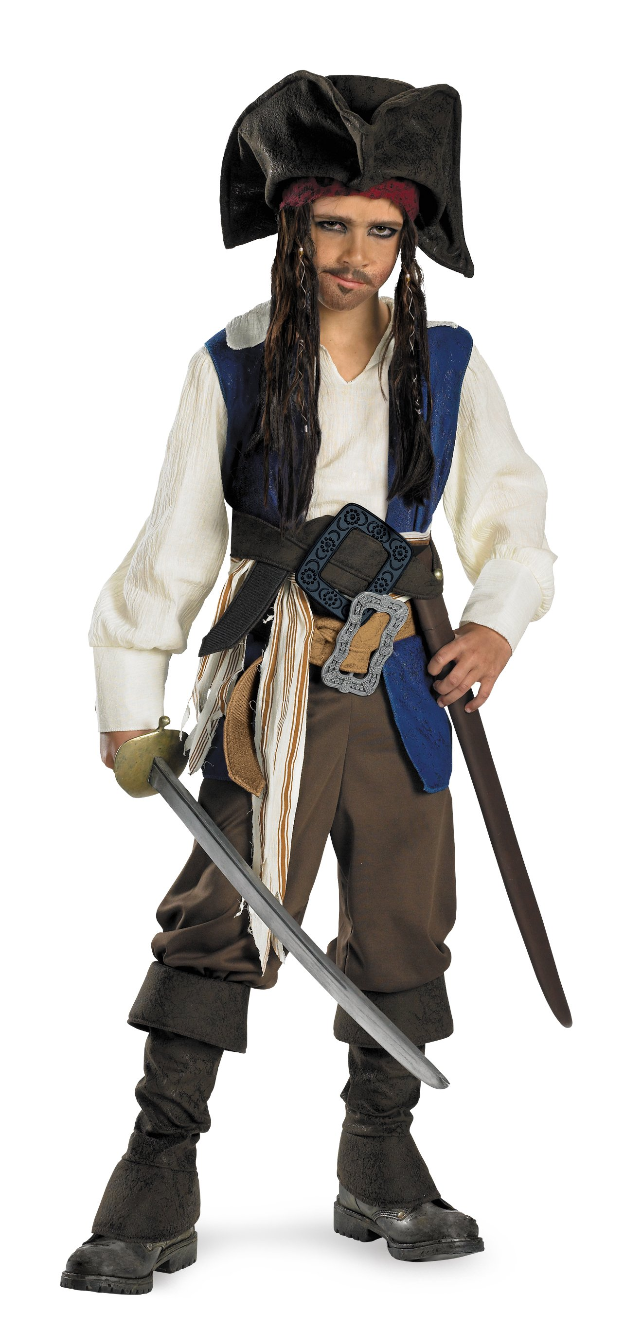 Pirates of the Caribbean 4 On Stranger Tides - Captain Jack Spar