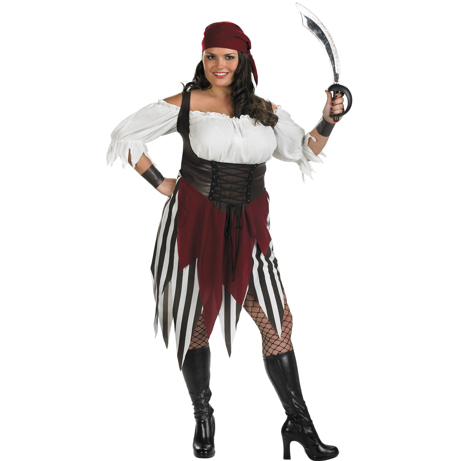Deck Hand Darling Adult Plus Costume